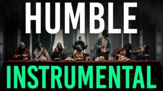 Kendrick Lamar - Humble (Instrumental)