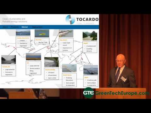 Offshore Renewables and Ecoisland Opportunities on the Isle of Man -Part 4