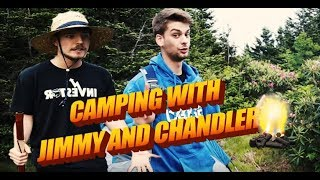 Chandler's Camping Adventure