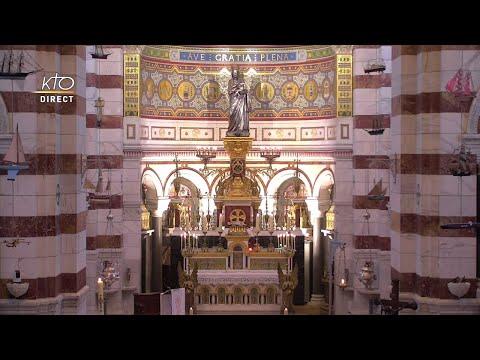 Laudes et Messe du 11 mai 2021 à Notre-Dame de la Garde