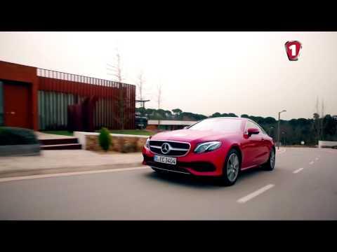 Mercedes Benz  E Class Coupe Купе класса E - тест-драйв 1