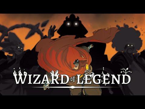 Wizard of Legend Kickstarter Trailer thumbnail