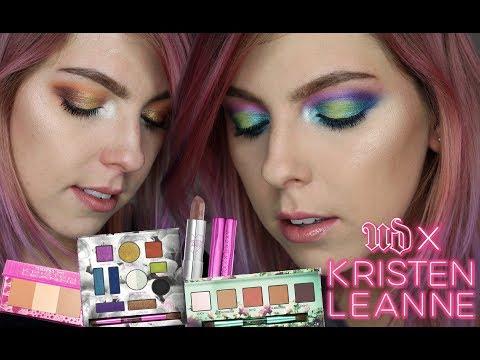 Urban Decay Kristen Leanne Kolekce   2x Loutorial + Recenze