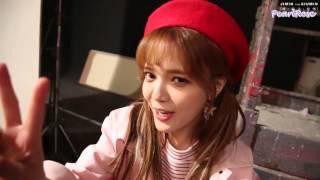 [ENGSUB] Jimin (AOA) ft. Xiumin (EXO) - Call You Bae (야 하고 싶어) MV making