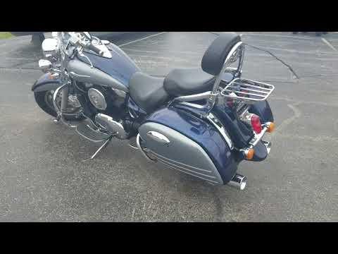 2008 Kawasaki Vulcan® 1600 Nomad™ in Coloma, Michigan