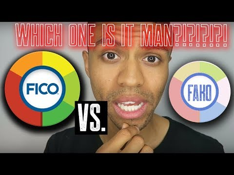 FICO VS FAKO CREDIT SCORES || LAWSUIT MUST WATCH HELP || WHICH CREDIT SCORE IS THE SCORE THEY USE?