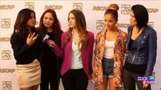 "Pan-Asian Girl Group - Blush Interview at ASCAP ""I Create Music"" Expo - 2013"
