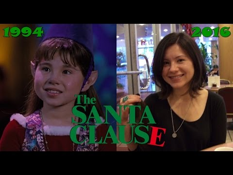 The Santa Clause (1,2 and 3) | Before and After | Antes y Después