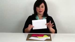 The Etiquette of Envelopes