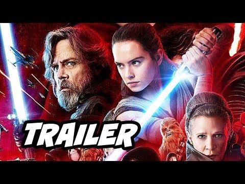Star Wars The Last Jedi Trailer 2 Breakdown