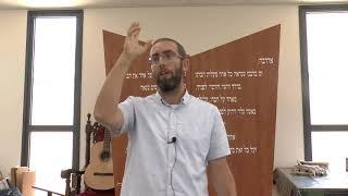 הרב נעם סמט: להשתכר מהתורה - ישיבת פוניבז' ותורת ארץ ישראל