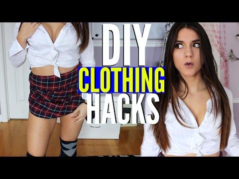 1f43e1606 10 DIY Clothing Life Hacks for Teens • Its Nacho