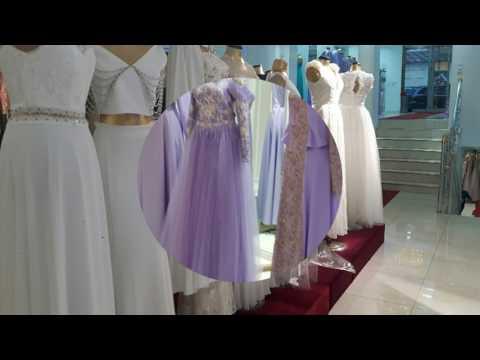 Abendkleider von Orchidee Mode.