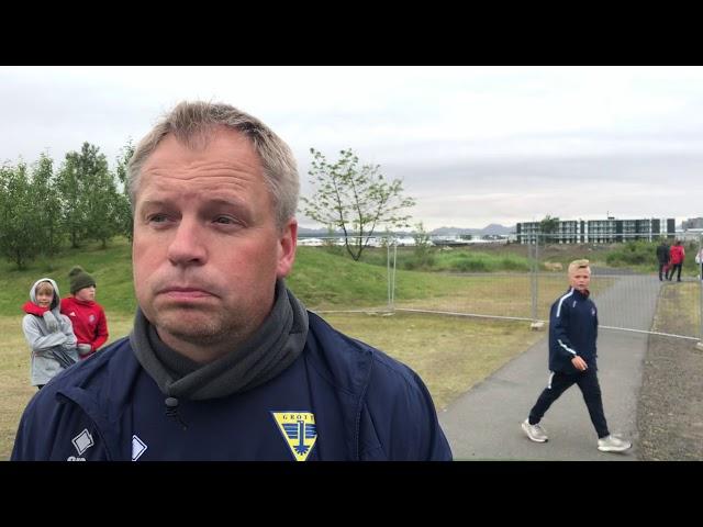 Óskar Hrafn: Þurfum að halda okkur á jörðinni