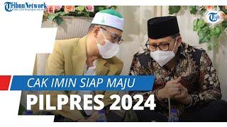 Mengaku Siap Maju dalam Pilpres 2024, Cak Imin: Sabar Dulu dan Lihat Perkembangan Politik