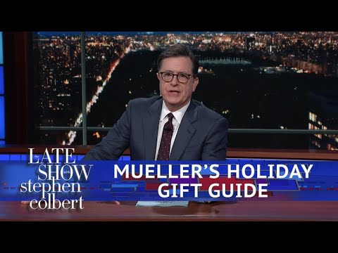 One Week Older, Mueller's Holiday Gift Guide