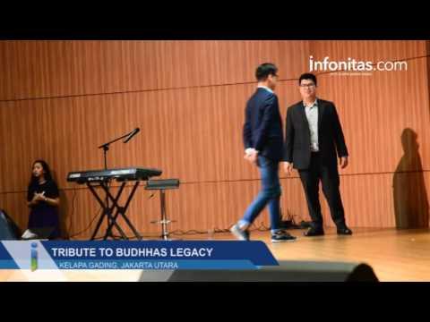 Tribute To Budhhas Legacy