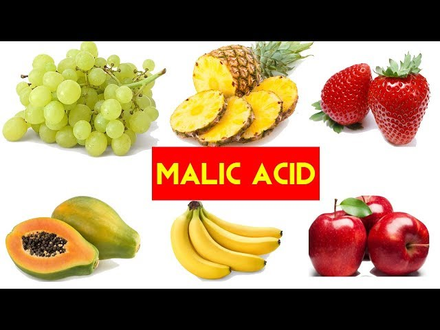 6 Amazing Fruits Rich In Malic Acid That Have The Highest