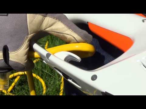 Stihl HSE 52 in Ruckersville, Virginia - Video 1