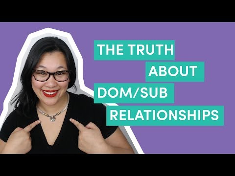 The Truth About Dom/sub Relationships (from a 24/7 slave!)
