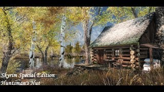 Huntsman's Hut - Player Home Mod Showcase