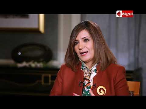 نبيلة مكرم: إمكانيات وزارة الهجرة لا تزال محدودة