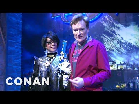 Conan na herním veletrhu E3
