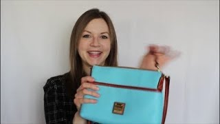 Dooney & Bourke  - Ginger Pouchette Review
