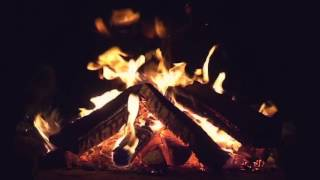 Relaxing, warm and romantic Fireplace HD bucle (Infinite hours)