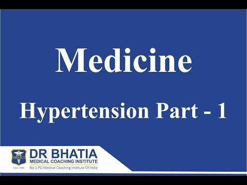 Hypertonie bei älteren Patienten wegen des Alters