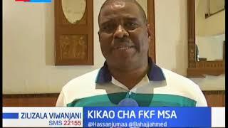Mwenyekiti wa FKF tawi la Pwani Kusini aanda kikao cha kujadili uchaguzi