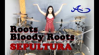 [New] Sepultura - Roots bloody roots  Drum cover by Ami Kim (#48)