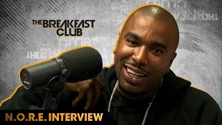 N.O.R.E. Interview With The Breakfast Club (9-9-16)