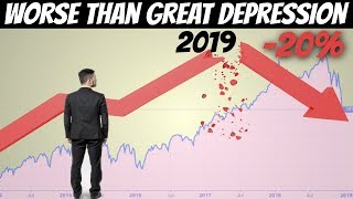 Stocks Fall Sharply | Worst December Since Great Depression (2018)