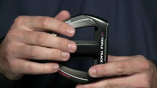 Triple Track Marxman Putter-video