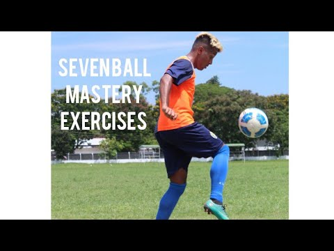 7 Ball Mastery Exercises by me