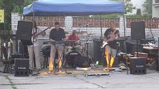 Video Žár - Barman (LIVE - Rastaurace v Pivovaře - Poděbrady 20. 7. 20