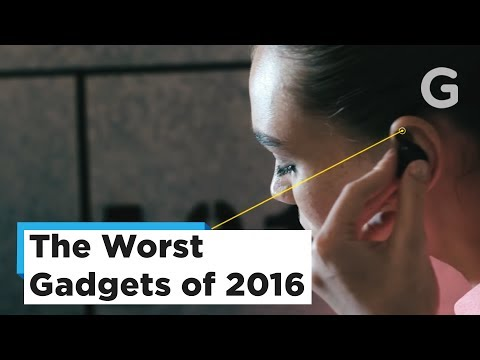 The Worst Gadgets Of 2016