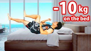 【10分】へその下の脂肪を落とす腹筋有酸素運動! | Kholo.pk