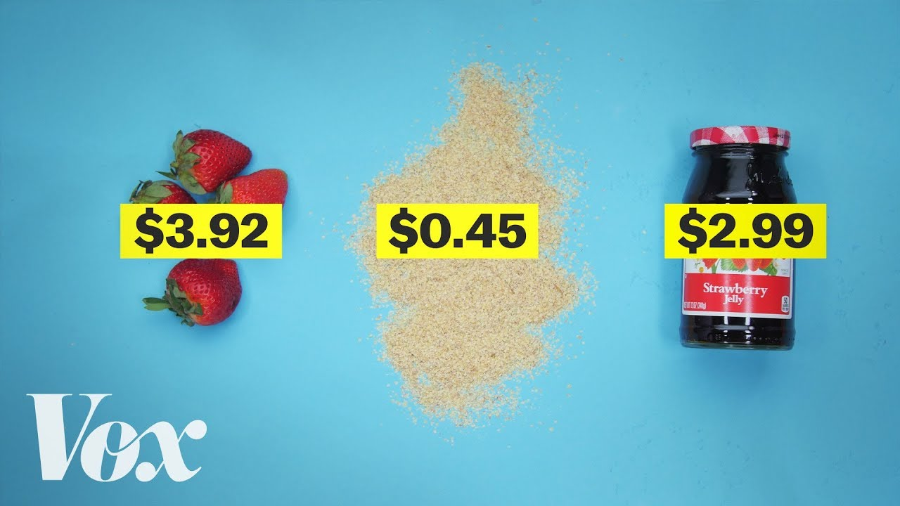 Why eating healthy is so expensive in America thumbnail