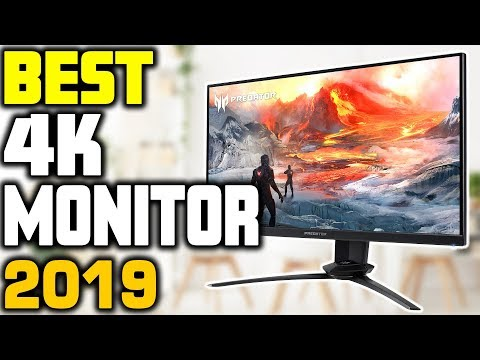 Top 5 - Best 4K Monitor in 2019
