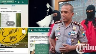 Ingin Punya Anak, Wanita di Surabaya Ditangkap usai Adopsi Bayi Via Instagram Bermahar Rp3,8 Juta