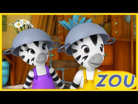 ZOU ET LE MAGICIEN 🎩 Zou en Français ⚡ Dessins animés
