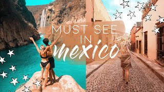 🇲🇽 TOP 5 DESTINATIONS IN MEXICO FOR 2020 🇲🇽 // Mexico Travel Guide