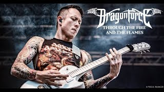 Matt Heafy (Trivium) - Dragonforce: Through The Fire And The Flames I Acoustic Cover