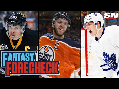 NHL Playoffs Qualifying Round Predictions, Goalie Battles, Value Plays and More! | Fantasy Forecheck