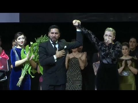 Παγκόσμιο Πρωτάθλημα Τάνγκο: Ένα ζευγάρι από την Αργεντινή ο μεγάλος νικητής…