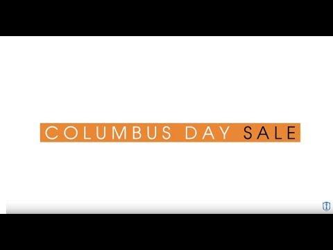 Columbus Day Sale - TV - 2018
