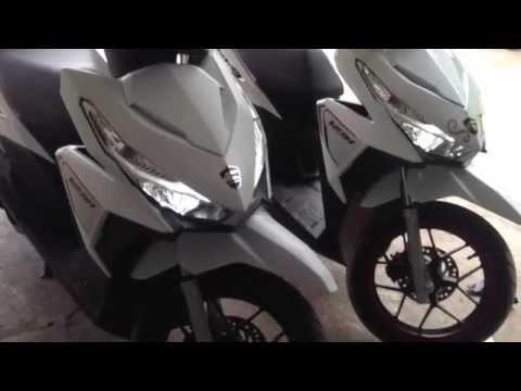 Honda click 125i 2016 (VS) honda click 125i 2016 LED full style