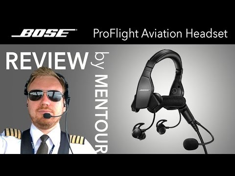 Bose Proflight Aviation headset - Review